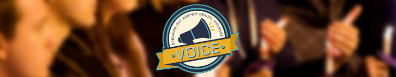 speaking out against sexual violence