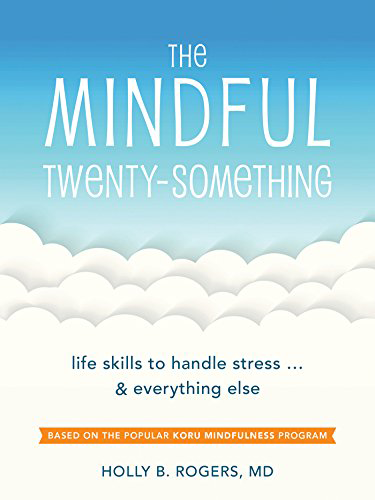 Cover page of the Mindful 20 something